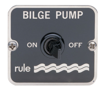 Rule Bilge Pump Panel Switch 49
