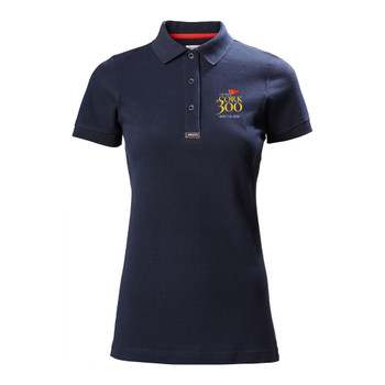 Musto Cork 300 Pique Polo Shirt for Women in Navy