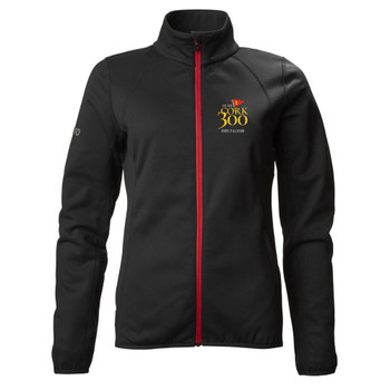 Musto Cork 300 Synergy Women's Fleece Jacket - Black