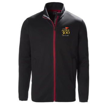 Musto Cork 300 Mens Synergy Fleece Jacket - Black