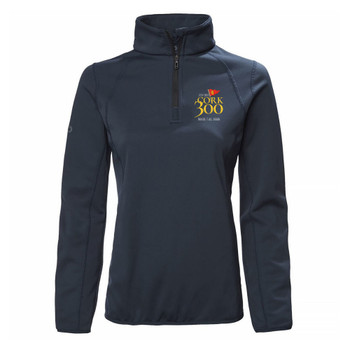Musto Cork 300 Women's Synergy 1/2 Zip Microfleece - Navy