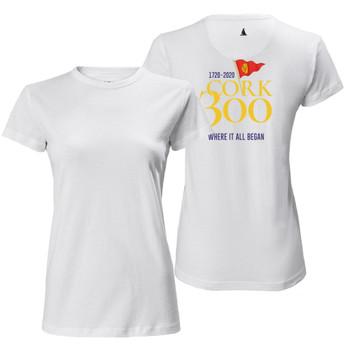 Musto Cork 300 Favourite T- Shirt - Women - White