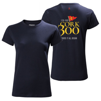Musto Cork 300 Favourite Navy Women's T- Shirt