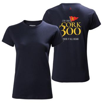 Musto Cork 300 Favourite Navy Women's T- Shirt