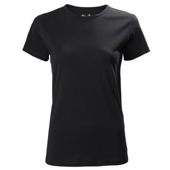Musto Cork 300 Favourite T- Shirt - Womens - Black