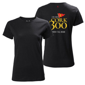 Musto Cork 300 Favourite T- Shirt - Women's - Black