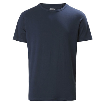 Musto Cork 300 Favourite T- Shirt - Mens - Navy