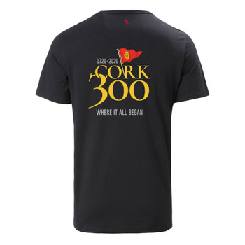 Musto Cork 300 Favourite T- Shirt - Men - black - back