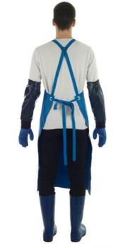 Guy Cotten Etal Apron Nylpeche - blue