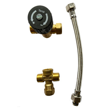 """Isotemp Thermo Mixing Valve Kit - 1/2"""" BSP"""