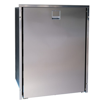 Isotherm Cruise INOX CT 130L boat fridge - CR130 INOX CT