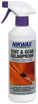 Nikwax Tent & Gear Waterproofer with UV Protector 500ml