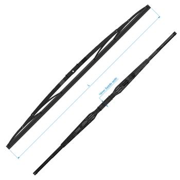 Roca W38 Wiper Blades - Sizes 710mm to 965mm