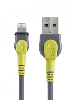 Life Edge Lightening to USB Charging Cable