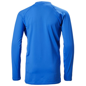 Musto Youth Insignia UV Fast Dry L/Sleeve Rash Guard-back