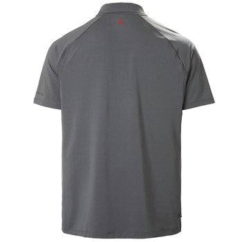 Musto Evolution Sunblock S/sleeve polo 2.0- Charcoal