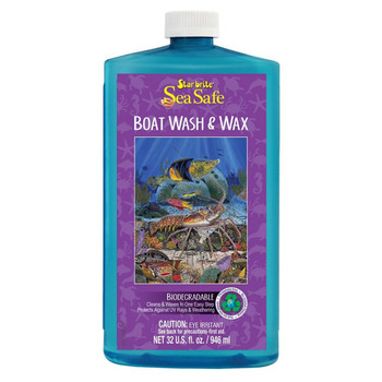 Starbrite Boat Wash and Wax