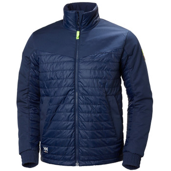 Helly Hansen Aker Insulated Jacket - Midnight Blue