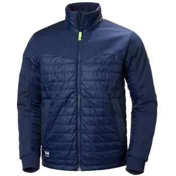 Helly Hansen Aker Insulated Jacket - Midnight Blue
