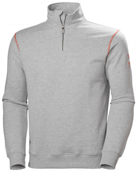 Helly Hansen HZ Oxford Sweater - Grey