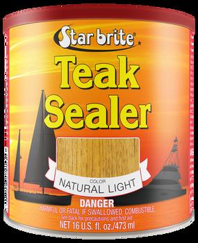 Starbrite Teak Sealer Natural Light 500ml