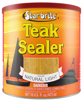 Starbrite Teak Sealer Natural Light 500ml