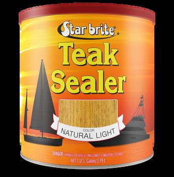Starbrite Teak Sealer Natural Light 3.79L