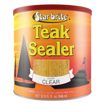 Starbrite Teak Sealer Clear 1L
