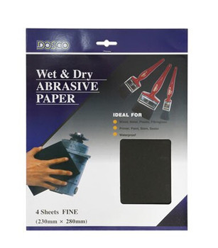 Wet n Dry  Sand Paper