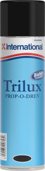 International Trilux Prop-O-Drev Spray Antifoul - Black