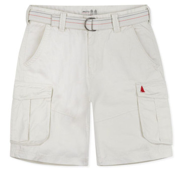 Musto Bay Combat Short- White Sand