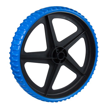 Optipart Blue Trolley Wheel