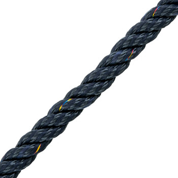 Polyropes Storm Mooring Line -  Navy