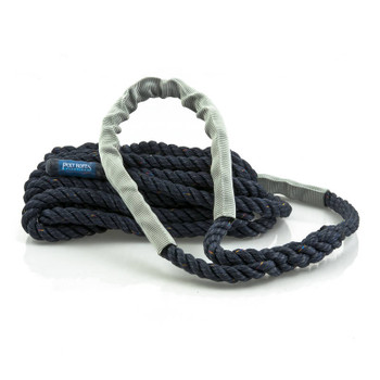 Polyropes Storm Navy Mooring Line 12mm