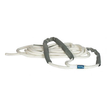 Polyropes White Storm X Mooring Line