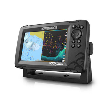 Lowrance HOOK Reveal 7 Fishfinder Tripleshot ROW