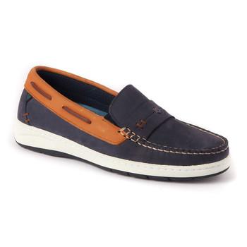 Dubarry Havana Deck shoe - Denim/Tan