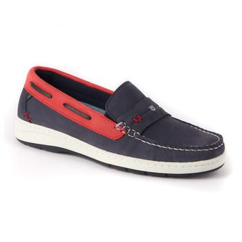 Dubarry Havana Deck shoe - Red/Tan