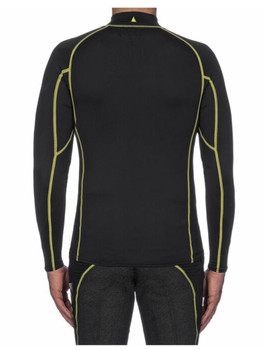 Musto Sunblock Long Sleeve Rash Guard - Black back