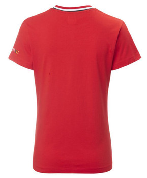 Musto Flags Tee Red