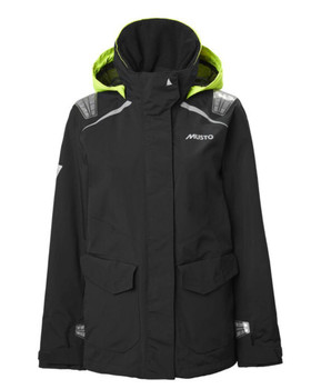 Musto BR1 Inshore Jacket - Women Black