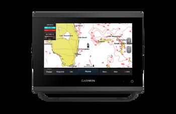 Garmin GPSMap 723xsv - SideVu, ClearVu and Traditional CHIRP