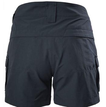 Musto Evolution Deck UV Fast Dry Short women - True Navy - back