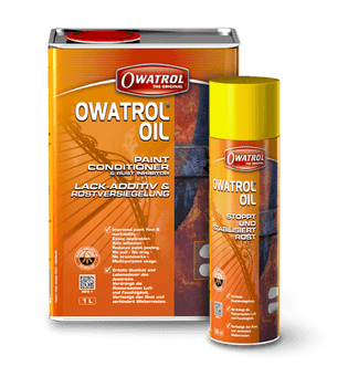 Owatrol Oil Paint Conditioner and Rust Inhibitor 500ml Tin