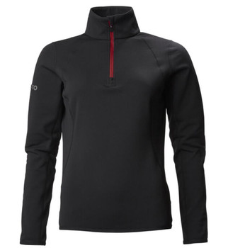 Musto Synergy 1/2 zip Microfleece Women - Black