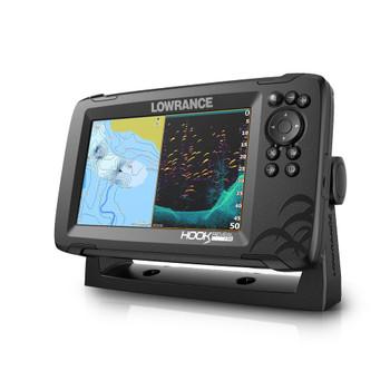 Lowrance HOOK Reveal 9 Fishfinder 50/200 ROW
