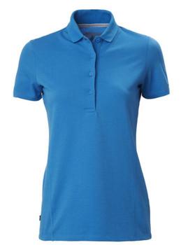 Musto Evolution Sunblock SS Polo Women - Brilliant blue