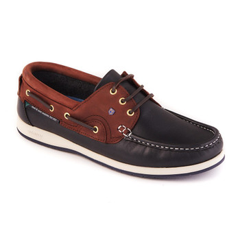 Dubarry Commodore XLT Shoe - Navy Brown