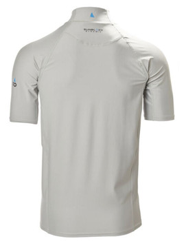 Musto Sunblock Dynamic S/Sleeve top - light grey