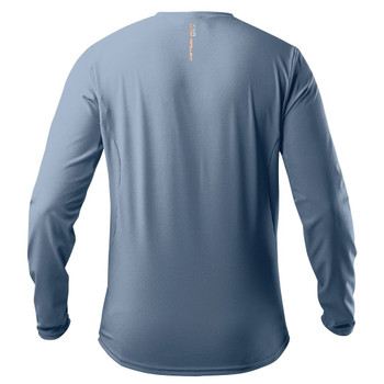 Zhik XWR Long Sleeve Top - back